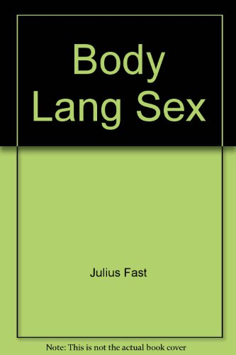 9780515058987: Body Lang Sex
