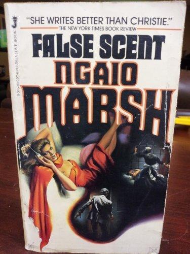9780515060072: False Scent