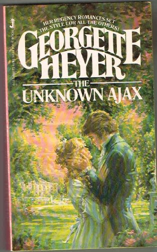 9780515060225: The Unknown Ajax/The