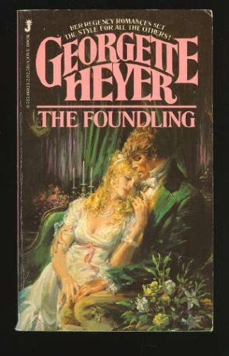 The Foundling (0515060232) by Georgette Heyer
