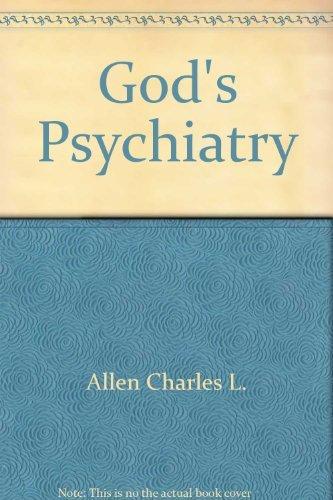 9780515061178: Gods Psychiatry