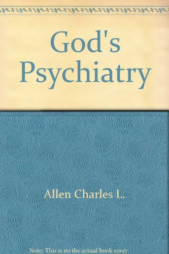 9780515061178: Gods Psychiatry