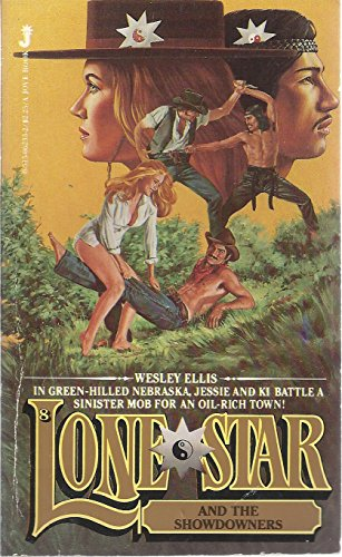 Lone Star and the Showdowners (Lone Star: Ellis, Wesley