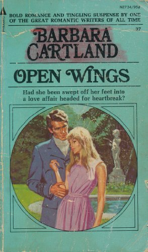 9780515063882: Open Wings (Barbara Cartland #37)