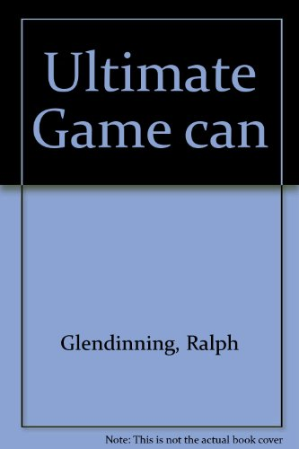 9780515064360: Ultimate Game can