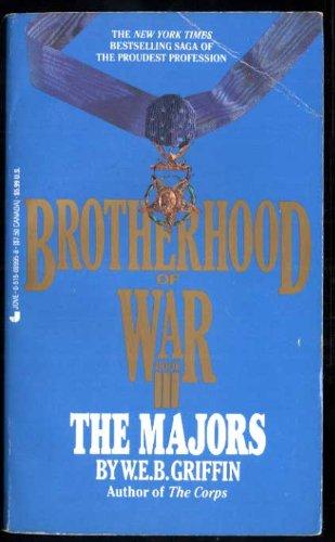 9780515064476: The Majors: Brotherhood of War Book III
