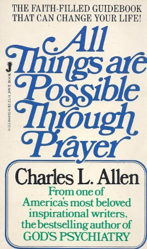 9780515064926: All Things Are Possible Through Prayer