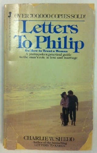 Letters To Philip: Shedd, Charlie