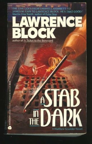9780515067170: Stab In The Dark/a