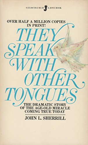 9780515067200: They Speak With Other Tongues