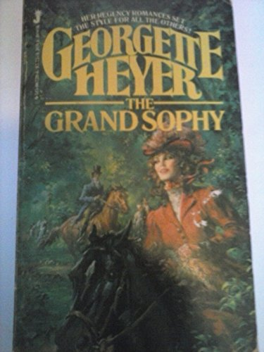 The Grand Sophy (0515067288) by Georgette Heyer
