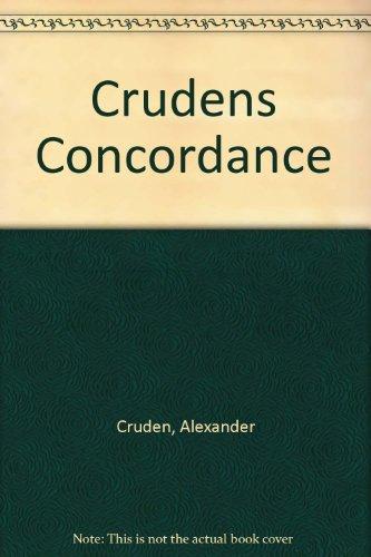 9780515067415: Crudens Concordance
