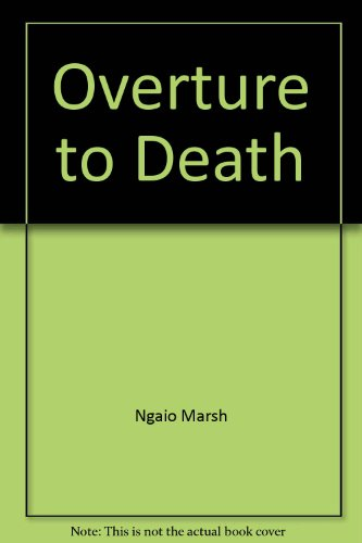 9780515068221: Overture To Death
