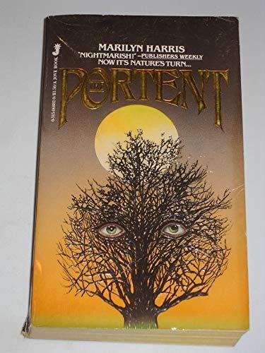 9780515068825: The Portent
