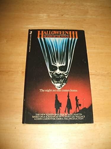 9780515068856: Title: Halloween III Season of the Witch