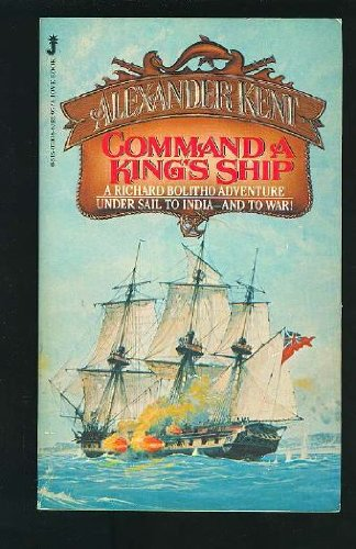 9780515070866: Command a King's Ship