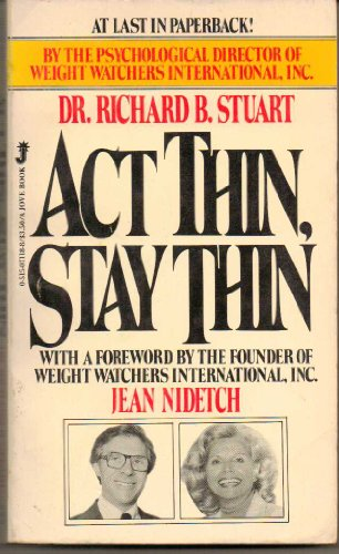 9780515071184: ACT Thin Stay Thin