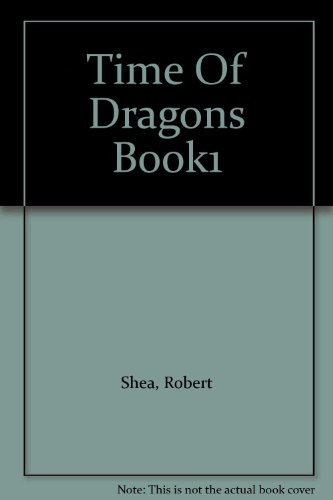 9780515071191: Time Of Dragons Book1