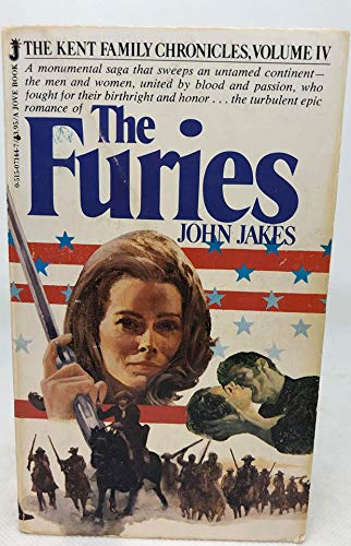 Furies (0515071447) by Jakes, John