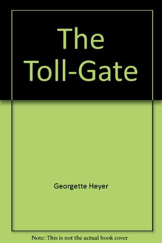 9780515073751: The Toll Gate