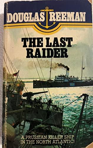 9780515073843: The Last Raider