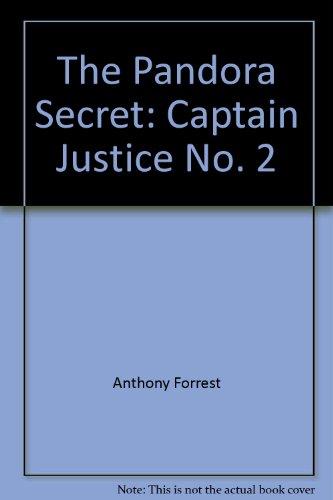 9780515073942: The Pandora Secret: Captain Justice No. 2
