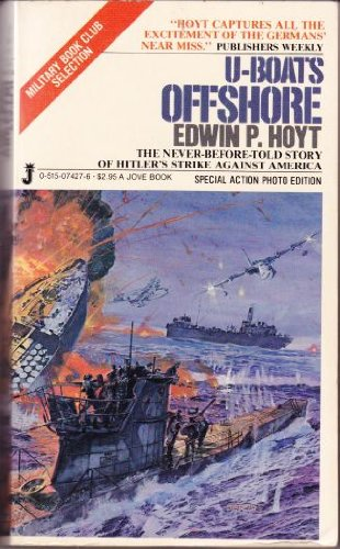 9780515074277: U-Boats Offshore: When Hitler Struck America