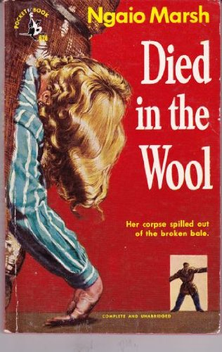 9780515075069: Died in the Wool