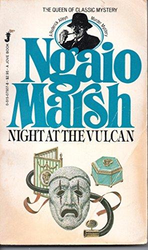 Night at the Vulcan (Roderick Alleyn, Book: Ngaio Marsh