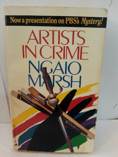 Artists In Crime (Roderick Alleyn, Book 6): Marsh, Ngaio