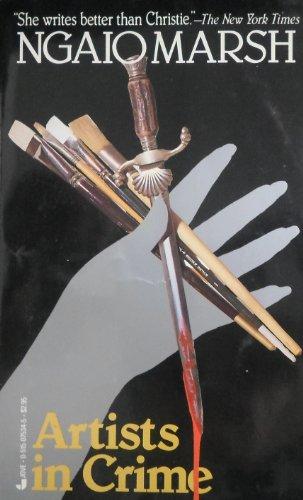 9780515075342: Artists In Crime (Roderick Alleyn, Book 6)