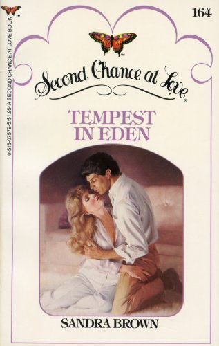 9780515075793: Tempest in Eden (Second Chance at Love)