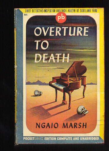 9780515076066: Overture To Death