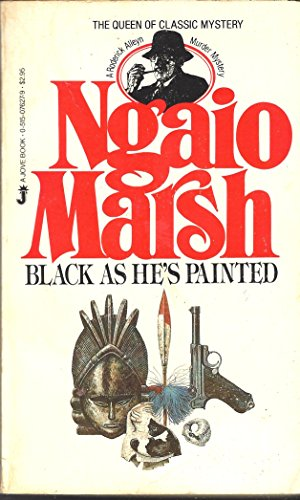 9780515076271: Black As He's Painted