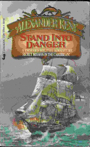 Stand Into Danger (A Jove Book)