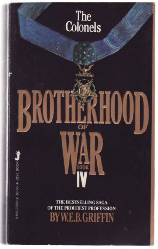 9780515076981: Brotherhood of War 04: The Colonels