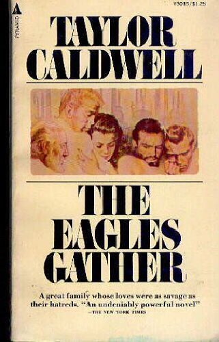9780515078688: The Eagles Gather