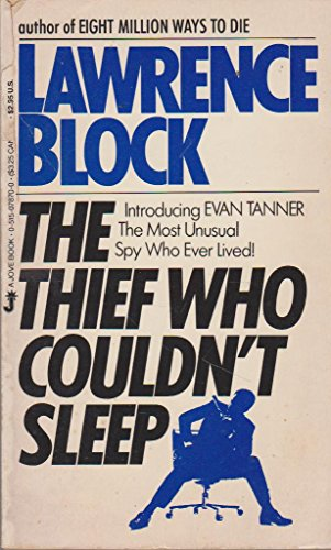 9780515078701: The Thief Who Couldn't Sleep (An Evan Tanner Mystery)