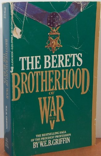 9780515079098: Title: Berets Brotherhood of War