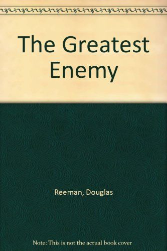 9780515079777: The Greatest Enemy