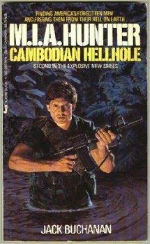 9780515080391: M.I.A. Hunter : Cambodian Hellhole