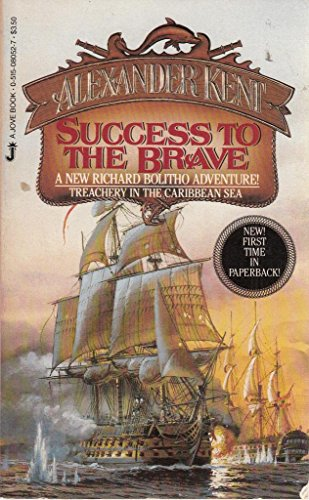 9780515080520: Success To The Brave