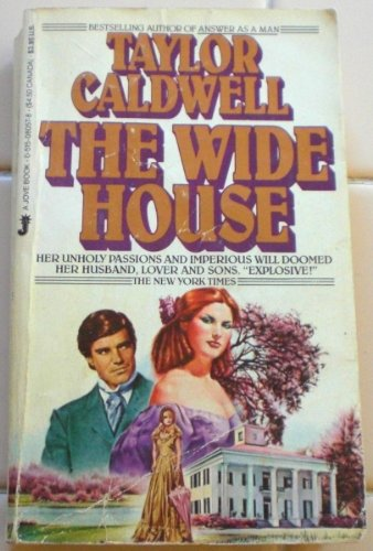 9780515080575: The Wide House