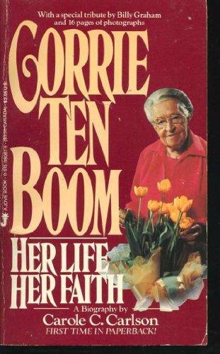 9780515080612: Corrie Ten Boom: Her Life, Her Faith