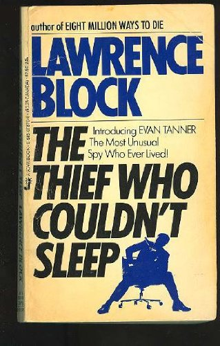 9780515083118: The Thief Who Couldn't Sleep