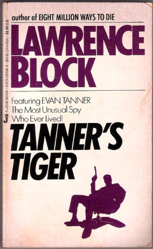9780515083286: Tanner's Tiger