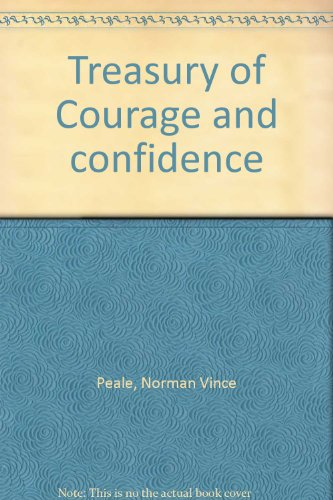 9780515083293: Treasury of Courage and confidence