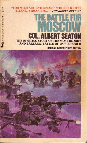 Battle For Moscow: Seaton, Albert