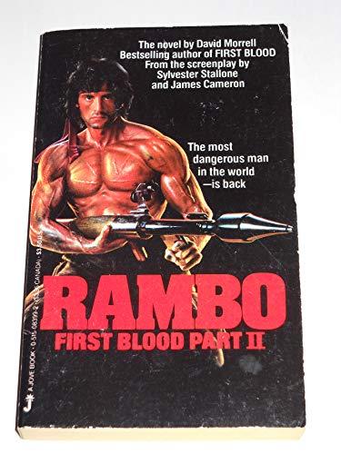 9780515083996: Rambo: First Blood