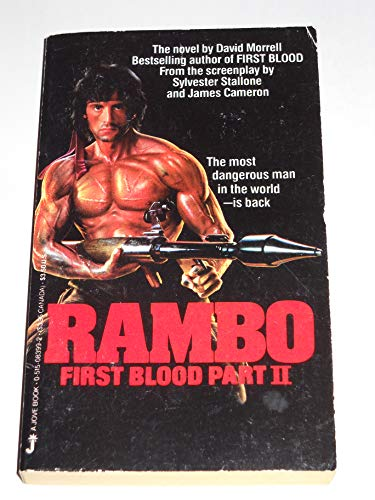 9780515083996: Rambo: First Blood